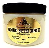 Avocado Butter Ultra Refined Organic Natural Raw Prime Fresh 100% Pure 36 oz