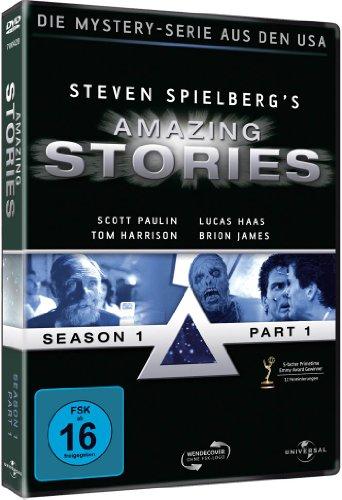 Amazing Stories - Season 1 Part 1 (DVD)