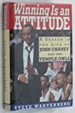 img - for Winning Is an Attitude: A Season in the Life of John Chaney and the Temple Owls book / textbook / text book