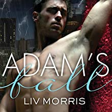 Adam's Fall: Touch of Tantra Series #2 (       UNABRIDGED) by Liv Morris Narrated by Christian Fox