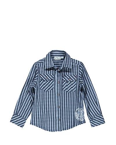 Bimbus Camicia [Celeste/Blu]