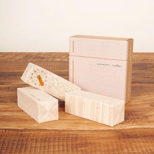 籐(ラタン)の消臭機能を生かし 経済的でエコな冷蔵庫消臭剤 ムッシュラタンS 野々山籐屋・愛知県