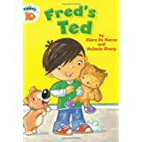 Tiddlers: Fred's Tedby Clare De Marco