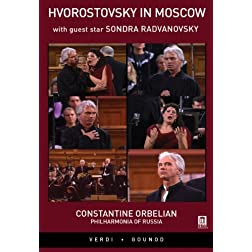 Hvorostovsky in Moscow