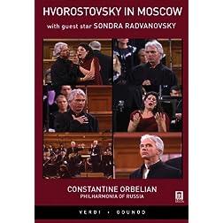 Hvorostovsky in Moscow