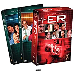 ER: The Complete Seasons 123