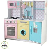 KidKraft 53351 Sweet Treats Pastel Kitchen Toy