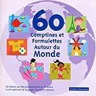 60 comptines et formulettes autour du monde © Amazon