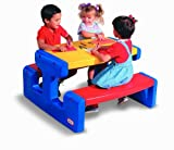 Little Tikes Large Picnic Table - Primary