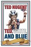 Ted, White & Blue Nugent Manifesto [HC,2008]