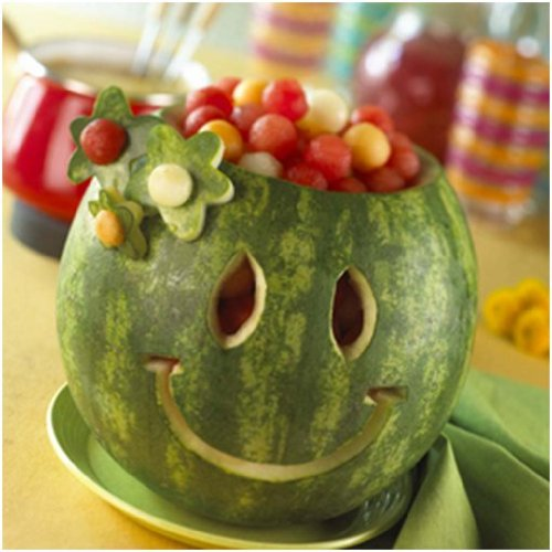 Fruit carving the easy way (Fruit Carving Ebook compare prices)