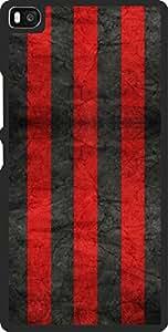 Dot Print Back Cover For Huawei P8 Vintage design printed case