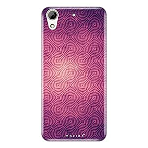 Mozine Wooden Pattern printed mobile back cover for HTC desire 626