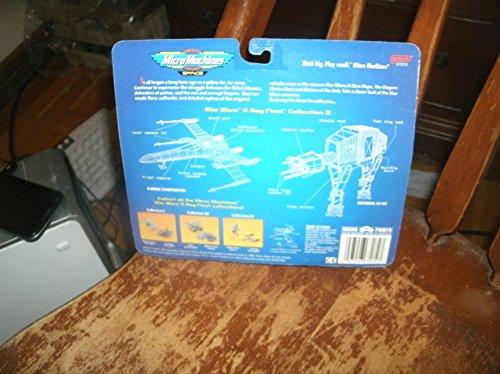 Star Wars 2 Micro Machines X-Ray Fleet Collection II - 1