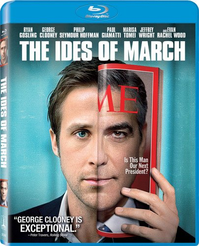 Blu-ray : The Ides of March (Ultraviolet Digital Copy, Dolby, AC-3, , Widescreen)