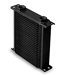 Earl\'s 22500AERL 25 Row Oil Cooler Core Black