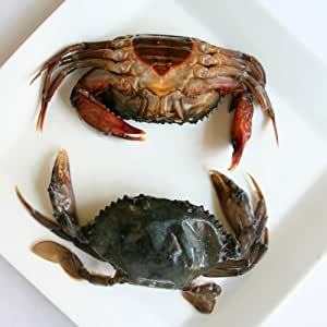 "Dressed Soft Shell Crab - 5""-5.5"" Jumbos - 4 Dozen Per Case"