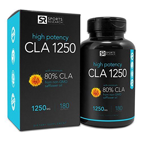 cla-1250-highest-potency-180-veggie-softgel-capsules-vegan-safe-non-gmo-and-gluten-free-natural-weig