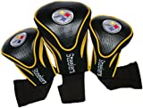 NFL Pittsburgh Steelers 3 Pack Contour Fit Headcover