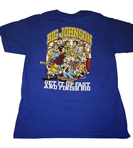 Big Johnson - Contractors - Finish Big - X-Large