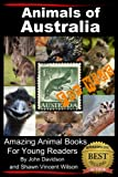 Animals of Australia - For Kids - Amazing Animal Books for Young Readers