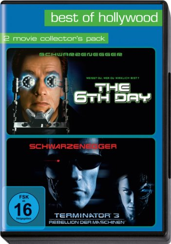 Best of Hollywood - 2 Movie Collector's Pack: The 6th Day / Terminator 3 [2 DVDs]