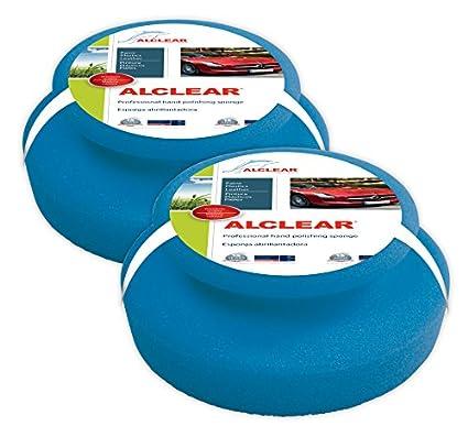 Alclear-5713050M_2-Professional-Hand-Polishing-Sponge-(Set-of-2,-Blue)