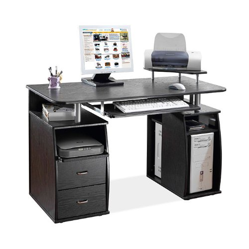 Techni Mobili CD-8211-ES18 Multi-Function Computer Desk