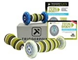 Trigger Point Performance Total Body Self-Myofascial Release and Deep Tissue Massage Kit with Instructional DVD and Guidebook