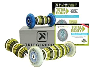 Trigger Point Performance Total Body Self-Myofascial Release and Deep Tissue Massage... by Trigger Point Performance