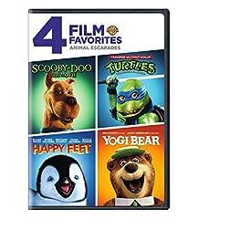 4 Film Favorites: Animal Escapades