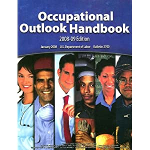 Occupational Outlook Handbook (Occupational Outlook Handbook (Paper-Claitor's))