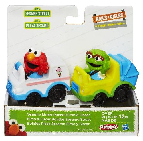 Sesame Street Elmo and Oscar