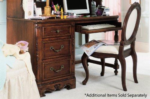 Buy Low Price Comfortable Jessica McClintock Heirloom Cherry Drawer Computer Desk (B0054UC17Q)