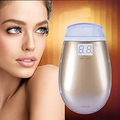 Carer Mini Dot Matrix RF Anti-aging Skin Care RF Face Lift Device - No Consumables, Timely Temperature Display, Constant Energy Output