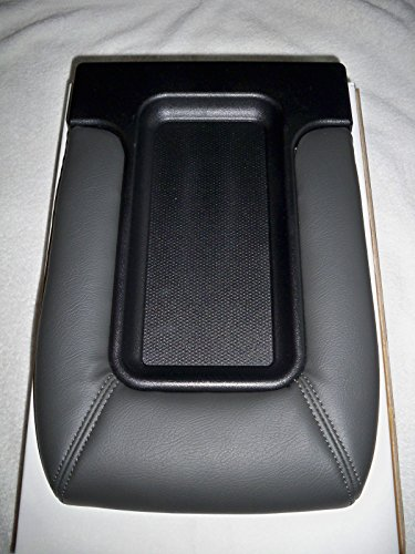 1999-2007 REDESIGNED CENTER CONSOLE TOP ARMREST LID REPAIR KIT DARK GREY FITS SILVERADO SIERRA TAHOE AVALANCHE SUBURBAN (Silverado Center Console Box compare prices)