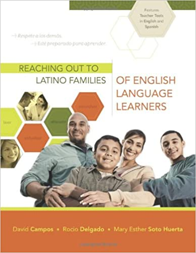 Book cover: reaching out to latino families of english language learners
