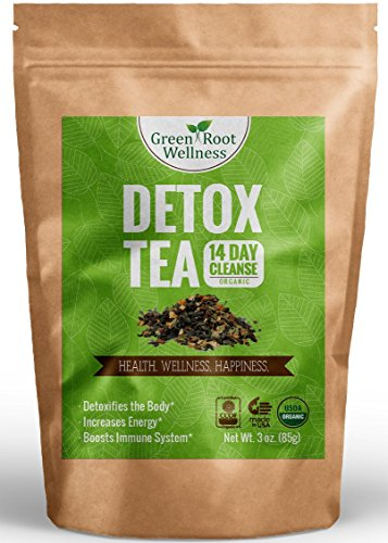 Organic Detox Tea - 14 Day Cleanse