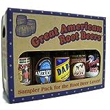 (Gift Box) Great American Root Beers 10 Pack (2 each 5 brands)