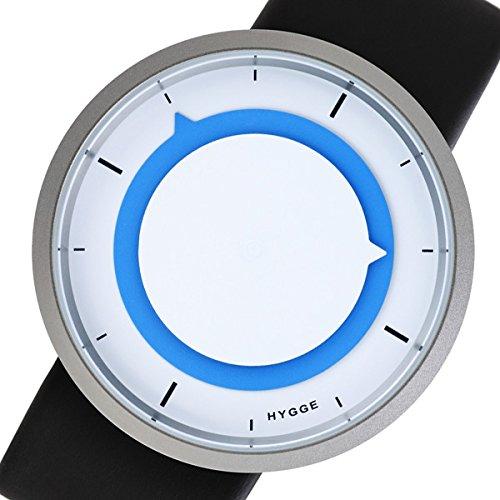 ピーオーエス POS HYGGE MSP3012C-BL メンズ 腕時計 HGE020026 ホワイト [並行輸入品] 腕時計 国内正規品