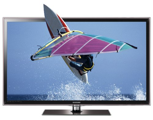 Samsung UE40D6100 40-inch Widescreen Full HD 1080p 3D 200Hz LED SMART Internet TV with Freeview HD
