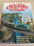 How to Build Realistic Model Railroad Scenery (Water-soluble techniques that are quick, easy, and trouble free, Model Railroad Handbook No. 16 Revised and expanded with 2 new chapters.)