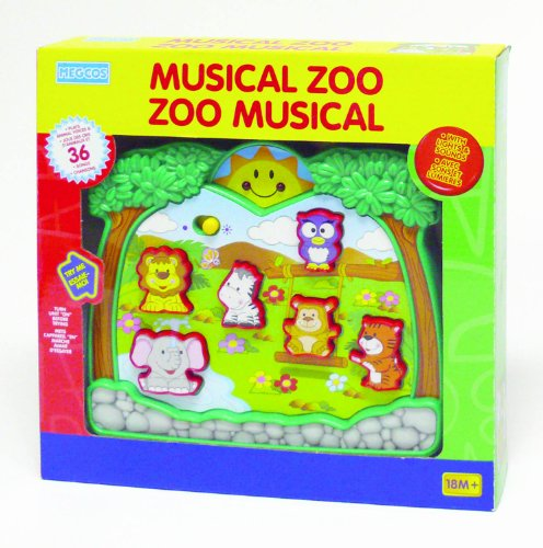 megcos Musical Zoo Plays 36 Songs - 1