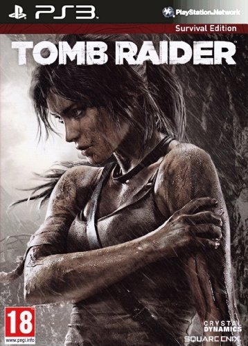 gadget geek - tomb raider survival edition