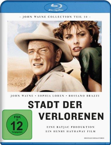 Stadt der Verlorenen - John Wayne Collection [Blu-ray]
