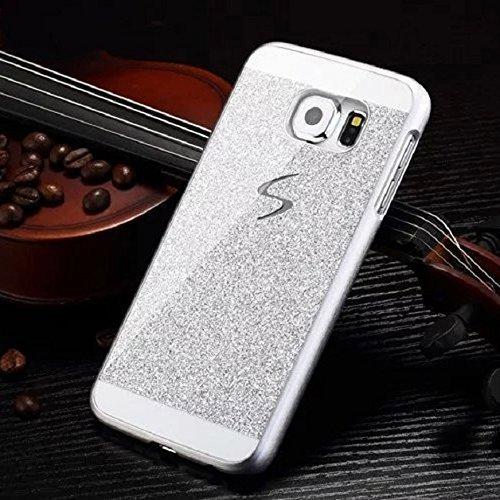 Semoss-Strass-Custodia-Protettivo-in-TPU-Bumper-Cover-Rigida-per-Samsung-Galaxy-S6