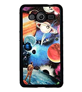 Aart Designer Luxurious Back Covers for Samsung Galaxy Core Prime + Flexible Portable Thumb OK Stand by Aart Store.