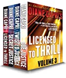 Licensed to Thrill: Volume 3 (Mystery/Thriller Boxed Set)