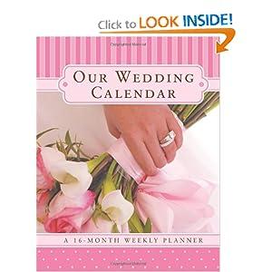 Our Wedding Calendar Alex A. Lluch