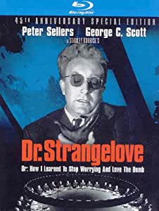 Dr. Strangelove: 45th Anniversary Edition  [Blu-ray] (Bilingual)